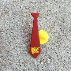DK Tie Pin