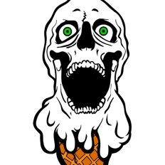 I Scream Pins Logo