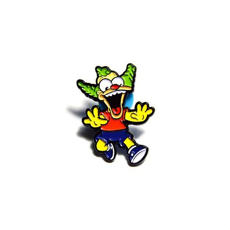 Krusty the Kid Pin