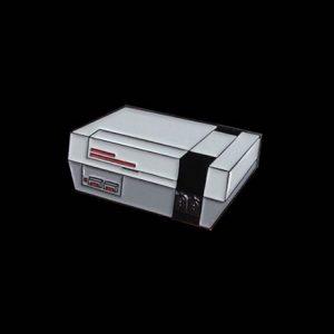 Retro Console Pin