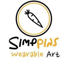 Sim Pins Logo