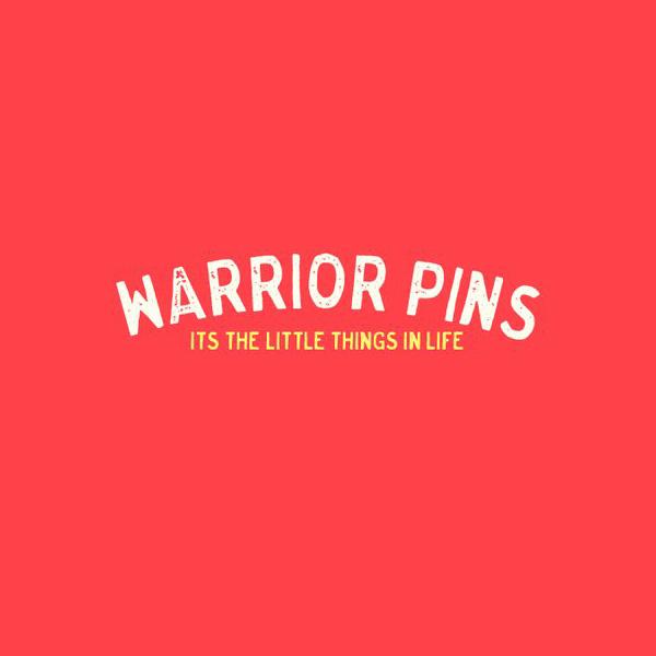 Warrior Pins