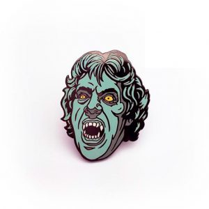 Beware the Moon Enamel Pin