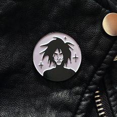 The Sandman Dream Enamel Pin