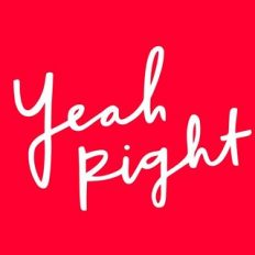 Yeah Right Press Logo