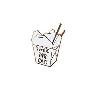 Take Me Out Pin