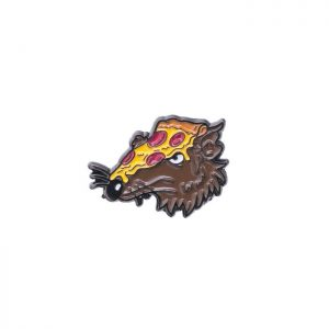 Pizza Rat Pin