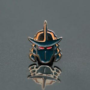 Shreadhead Enamel Pin