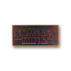 Stranger Things The Upside Down Pin