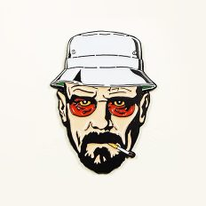 Walter White Hunter S Thompson