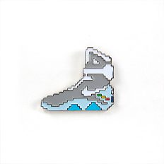 8-Bit Mag Enamel Pin