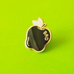Bad Apple Enamel Pin