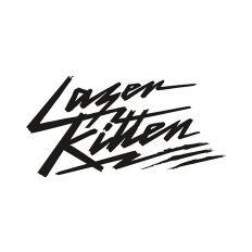 Laser Kitten Logo