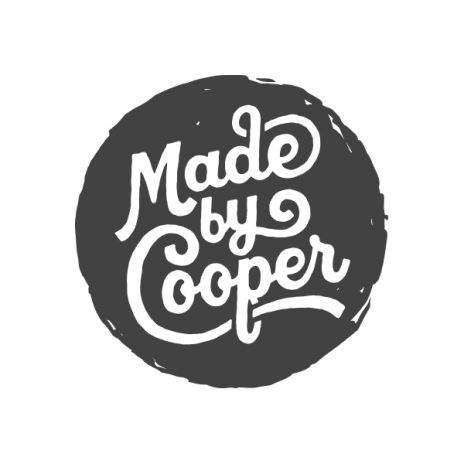 Made by Cooper Logo