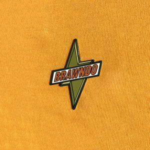 Brawndo Enamel Pin
