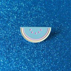 Pastel Watermelon Enamel Pin