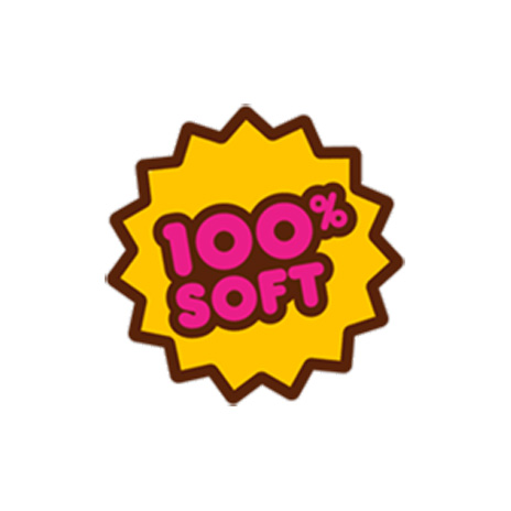 100% Soft Logo