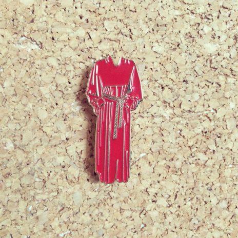 Buttercup's Little Red Riding Dress