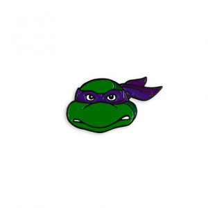 Donatello Enamel Pin