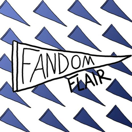 Fandom Flair Logo
