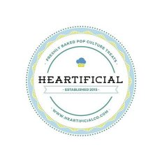 Heartificial Logo
