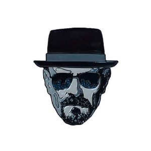 Heisenberg Breaking Bad Enamel Pin