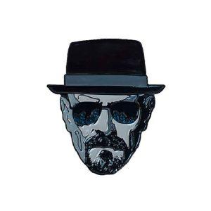 Heisenberg Breaking Bad Enamel Pin