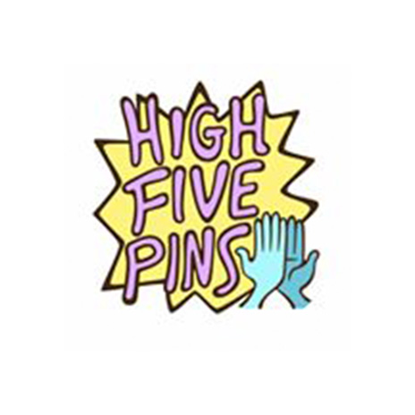 High Five Pins