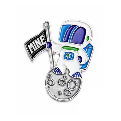 MINE Astronaut Planet