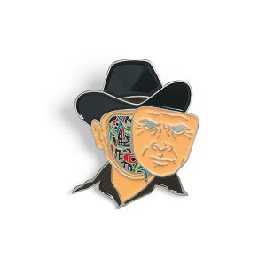 Westworld Enamel Pin