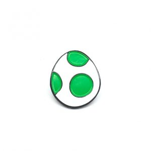 Yoshi Egg Enamel Pin