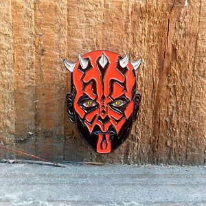 Darth Maul Enamel Pin