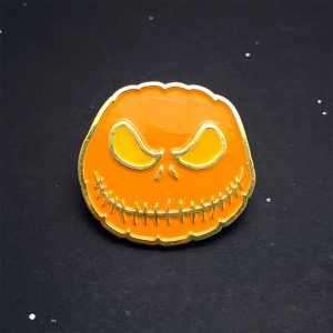 Jack Skellington Enamel Pin