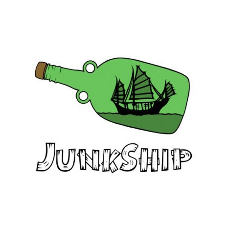 Junk Ship Logo
