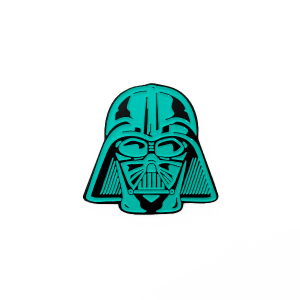 Mint Lord - Darth Vader Enamel Pin