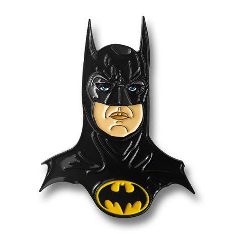 Mr. Keaton Batman Enamel Pin