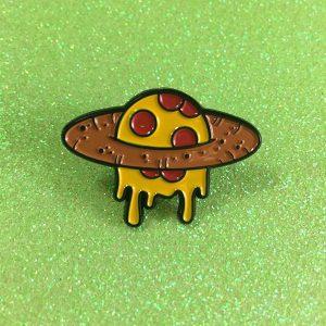 Pizza Planet Soft Enamel Pin