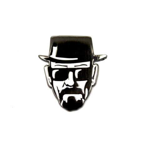The Heisenberg Enamel Pin