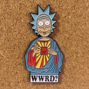 What Would Rick Do?