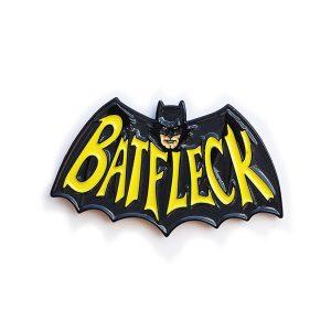 Batfleck Enamel Pin