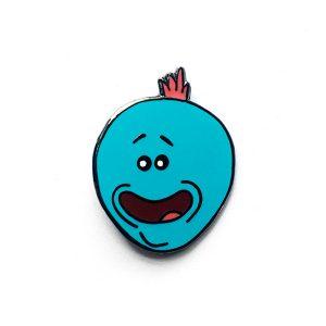 Mr. Meeseeks Enamel Pin