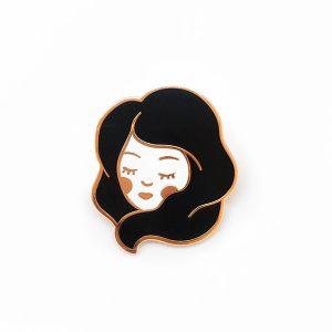 Sweet Dreams Enamel Pin