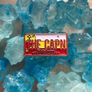 "Breaking Bad ""The CAPN"" Enamel Pin"