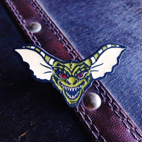 Evil Gremlin Enamel Pin