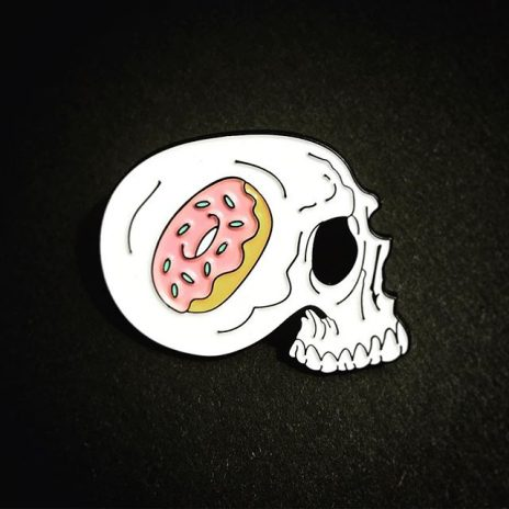 Forever in my Thoughts Enamel Pin