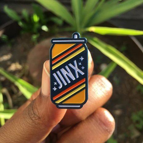 Jinx Soft Enamel Pin