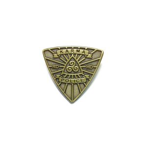 Karma Police Pin