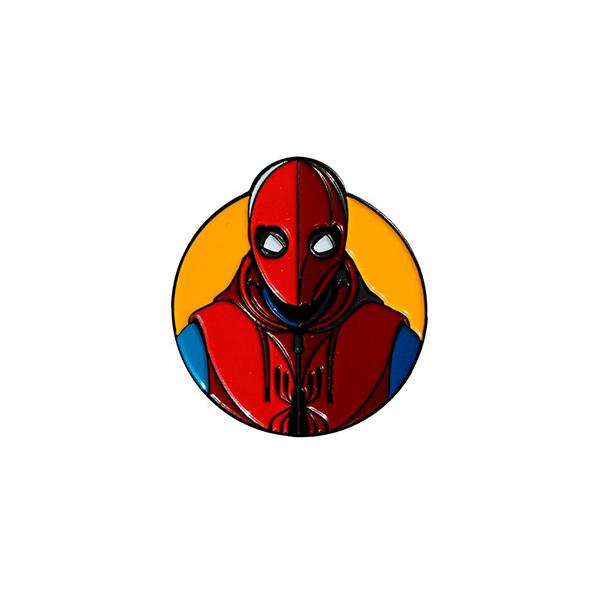Spider-Man (Homemade Suit) Enamel Pin