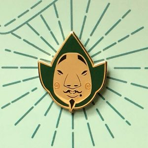 Tingle Hard Enamel Pin