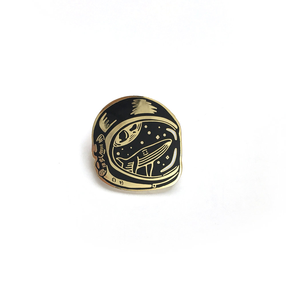 Cosmic Encounter Enamel Pin